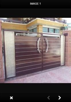 Model Home Gate apk screenshot