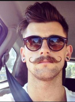 Model Mustache And Beard apk screenshot