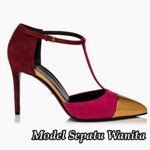 Model Women's Shoes poster