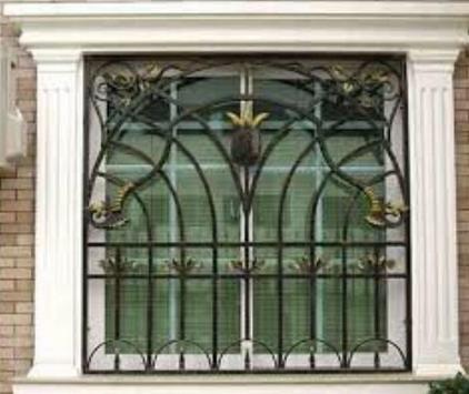 Model of Door and Window Trellis screenshot 13