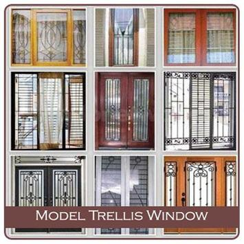Model Trellis Window poster