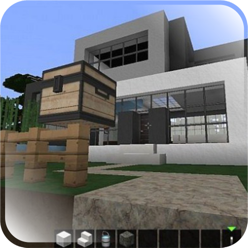 Modern Minecraft House Design Apk 1 0 Download For Android Download Modern Minecraft House Design Apk Latest Version Apkfab Com
