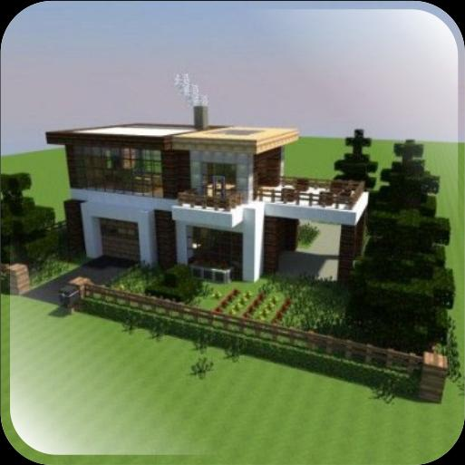 Modern Minecraft House Design for Android - APK Download