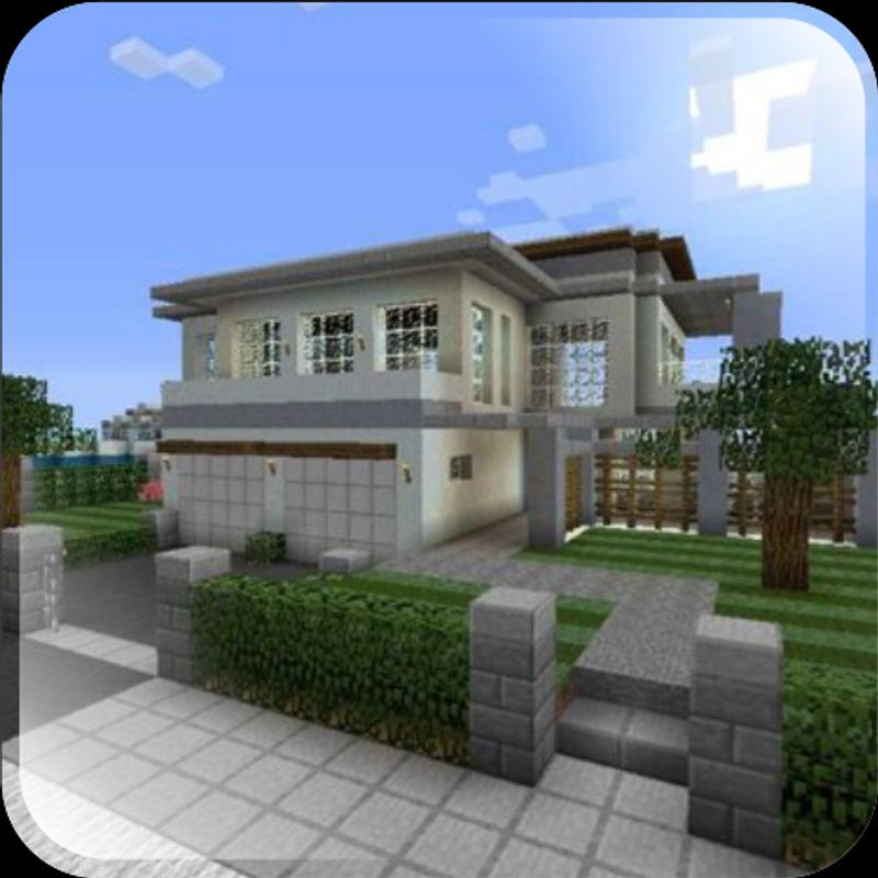 Modern Minecraft House Design For Android