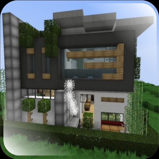 . Modern Minecraft House Design for Android   APK Download