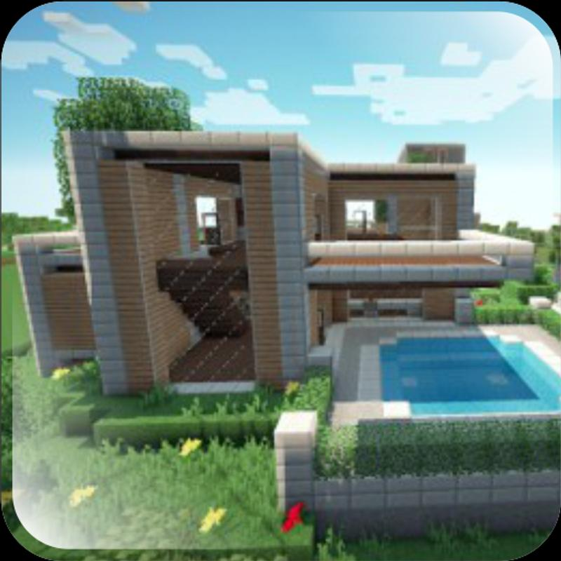 Desain Rumah Minecraft Modern For Android Apk Download