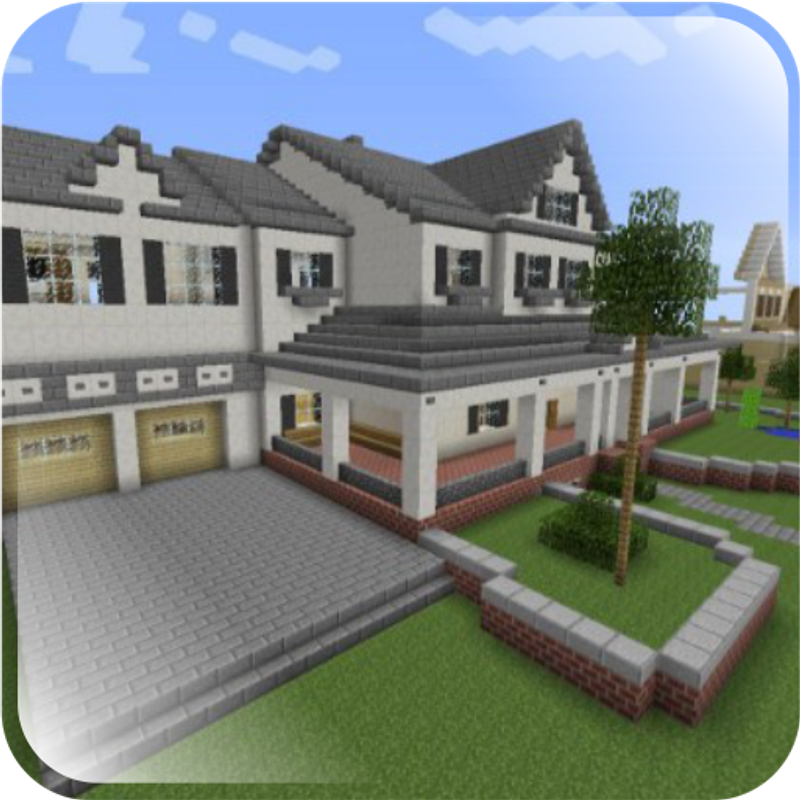 Modern Minecraft House Design For Android Apk Download