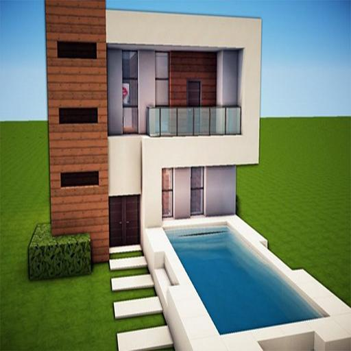 Rumah Modern Minecraft For Android - APK Download
