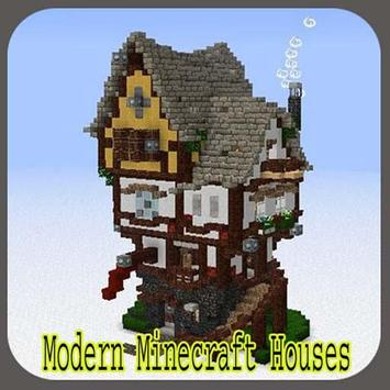Modern Minecraft Houses poster