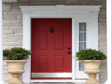 Modern Minimalist House Door Design screenshot 4
