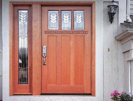 Modern Minimalist House Door Design screenshot 3