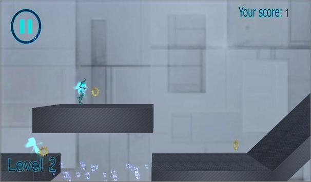 Telebot runner screenshot 2
