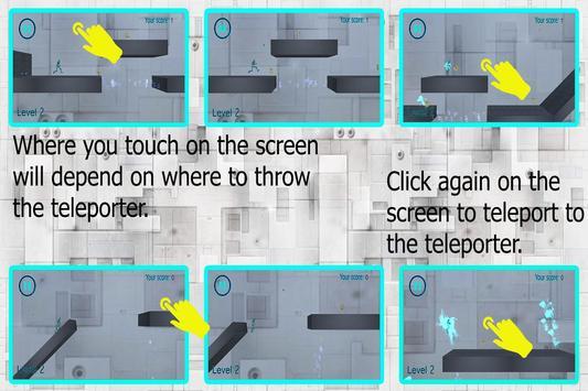 Telebot runner screenshot 3