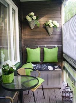 Modern Balcony Design Ideas apk screenshot