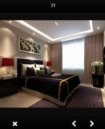 Modernes Schlafzimmer Design für Android - APK herunterladen