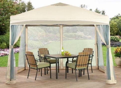 Modern Canopy Design screenshot 2