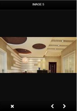 Modern Ceiling Designs apk screenshot