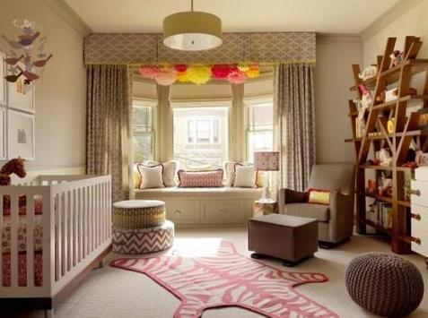 Modern Design Baby Room screenshot 2