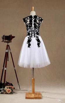Modern Evening Dress Design screenshot 3