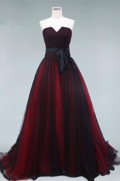 Modern Evening Dress Design screenshot 1