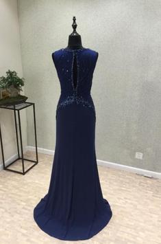 Modern Evening Dress Design screenshot 2