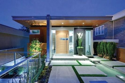 Modern Entrance House Designs apk screenshot