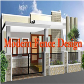 Modern Fence Design icon