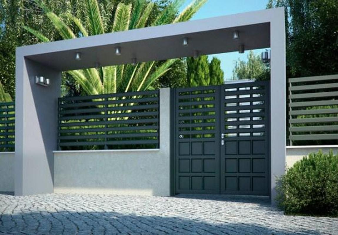 Modern Gate Designs for Android - APK Download