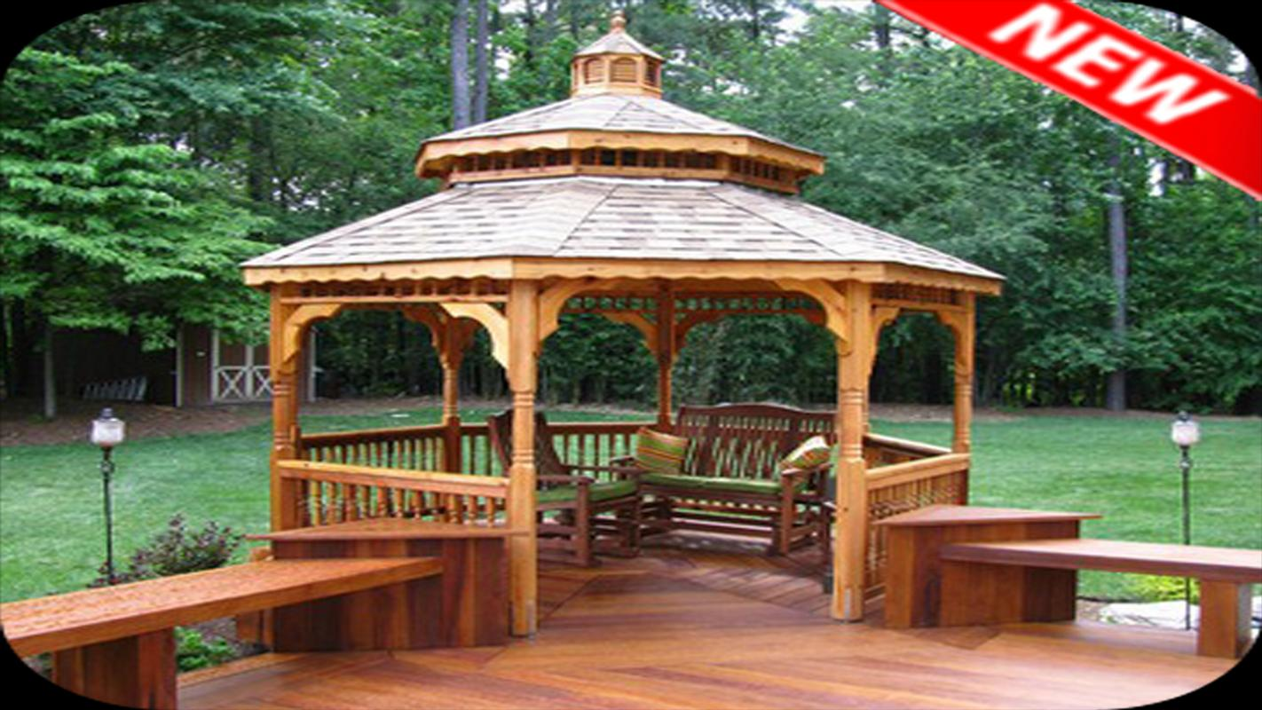 modern gazebo design APK Download - Free Lifestyle APP for Android ...