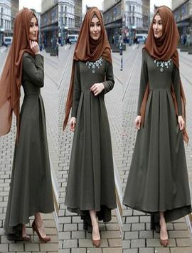 Modern Hijab Dress apk screenshot