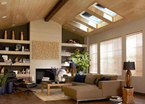 Modern Home Ceiling Designs poster