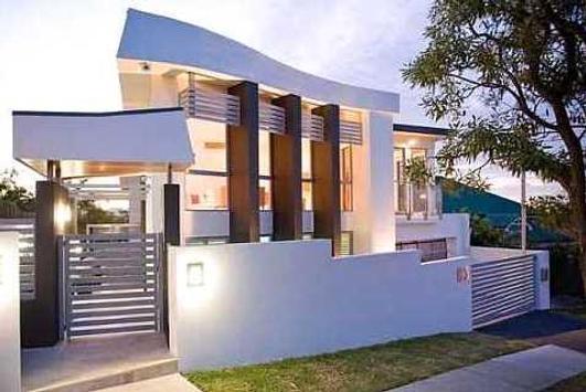 Modern Home Design poster