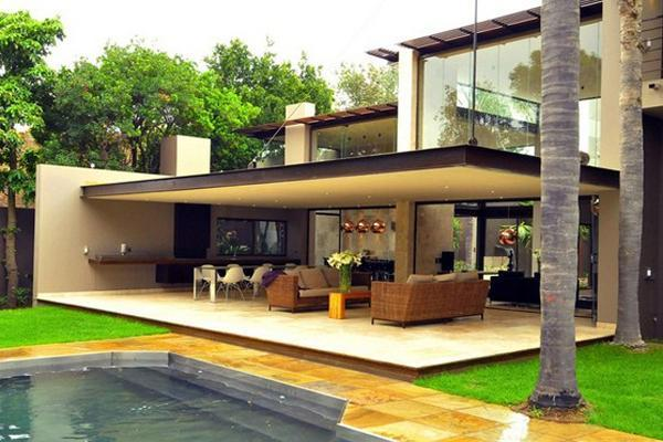 Diseño De Terraza De Casa Moderna For Android Apk Download