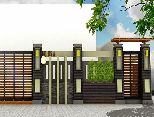 Modern House Fence Design for Android - APK Download