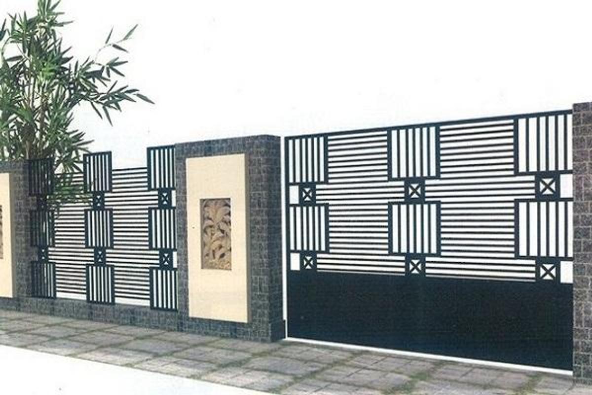 Modernes Haus Zaun Design Fur Android Apk Herunterladen