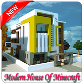 Modern House Of Minecraft icon