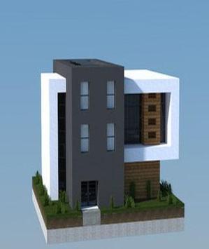 Casa moderna de minecraft apk baixar gr tis estilo de for Casa moderna 1 8