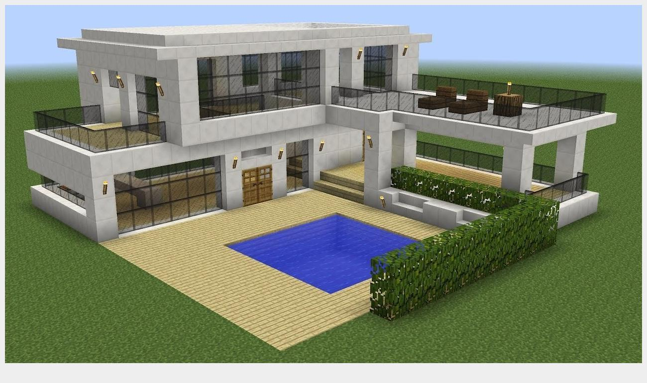 Modern House Minecraft For Android Apk Download