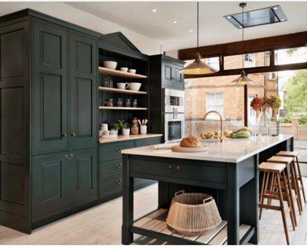Custom Kitchen Cabinets screenshot 1