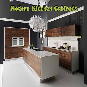 Modern Kitchen Cabinets poster