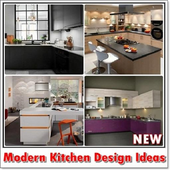 Modern Kitchen Design Ideas icon