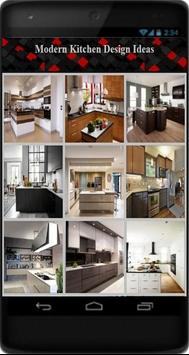 Modern Kitchen Design Ideas apk screenshot