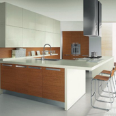 Modern Kitchen Home icon