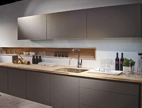 Modern Kitchen Ideas poster