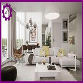 Modern Living Room icon