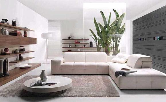 Modern Living Room apk screenshot