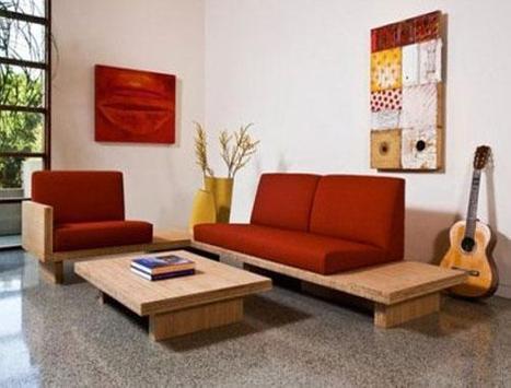 Modern Sofa Design poster
