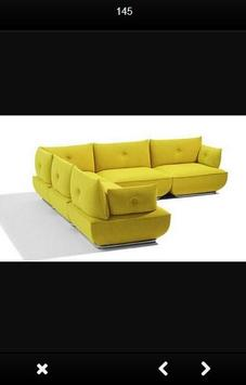 Modern Sofa Designs screenshot 4