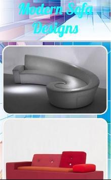 Modern Sofa Designs screenshot 1