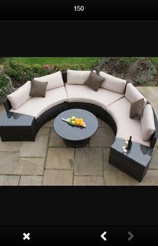 Modern Sofa Designs screenshot 2